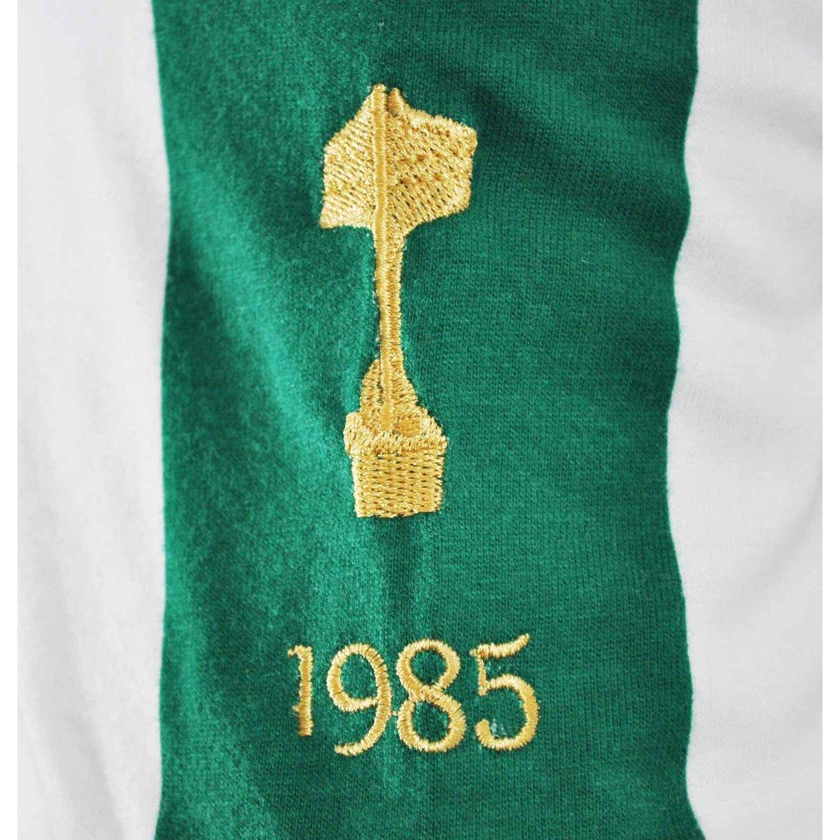 Camisa 1985 Feminina Mania Retrô Retrô Camisa Coritiba Verde 6wgBUSq