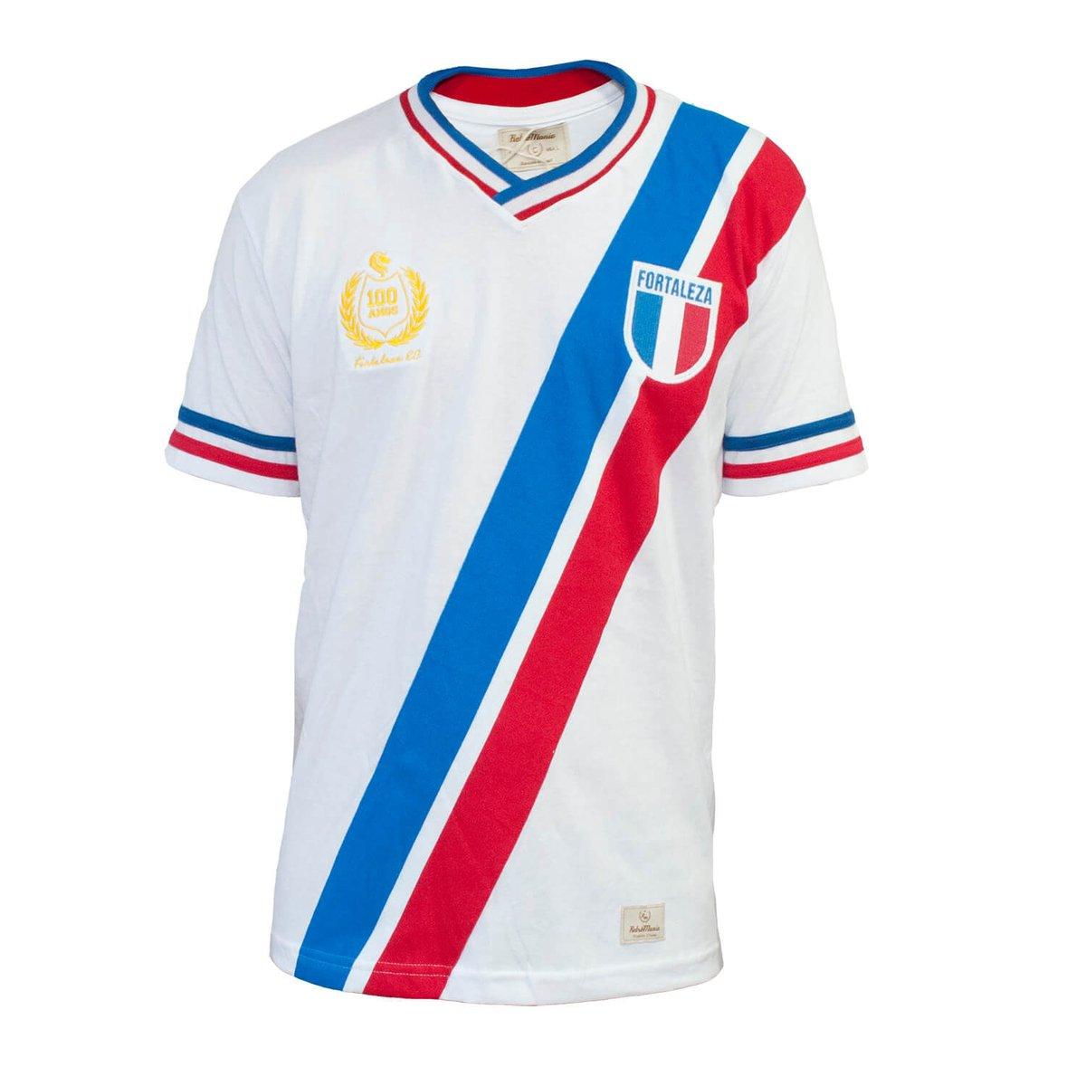 ... Camisa Retrô Mania Fortaleza Centenário - 1946 - Compre Agora Netshoes  7f987a2bdfe66f ... d32e0a1abfd84
