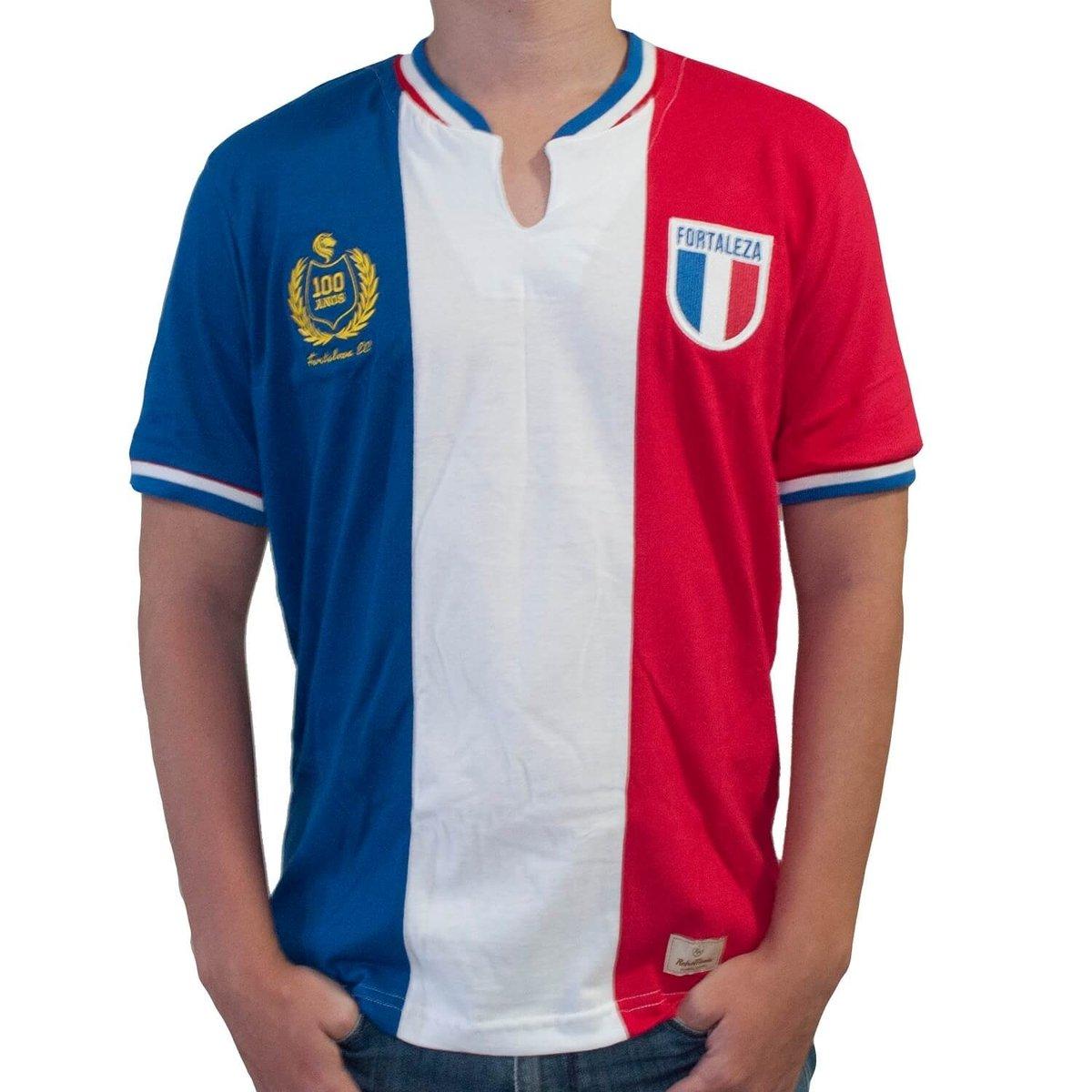 ... Camisa Retrô Mania Fortaleza Centenário - Fundadores - Compre Agora  Netshoes 1f3bb1426c1b39 ... 1104864f3dfcf