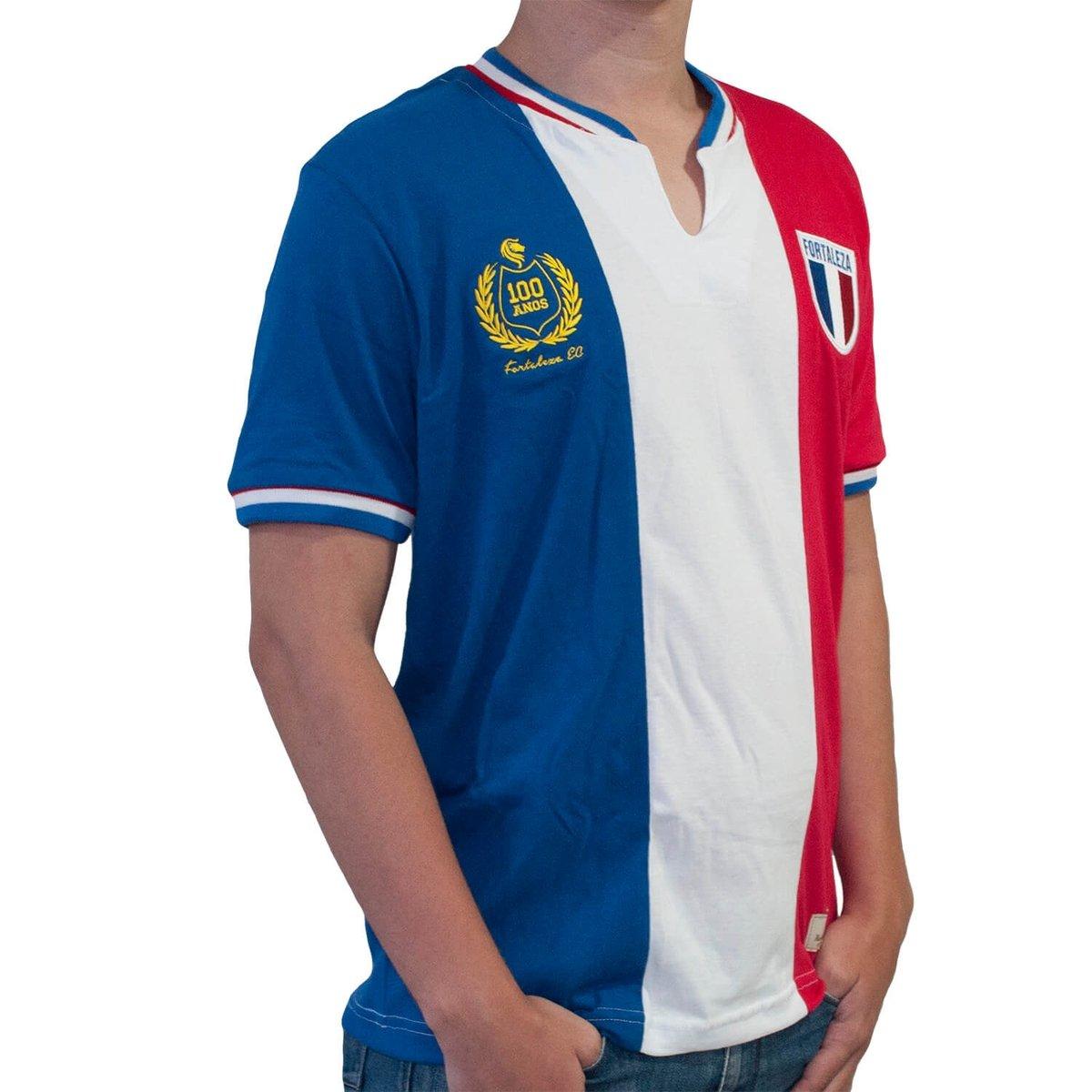 2e001c0019f95 Camisa Retrô Mania Fortaleza Centenário - Fundadores - Compre Agora ...