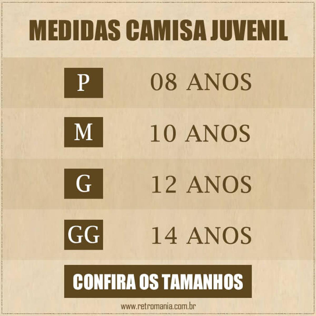 Camisa Retrô Mania Juvenil Vasco da Gama 1988 - Branco e Preto ... 0c20f0362ba1c