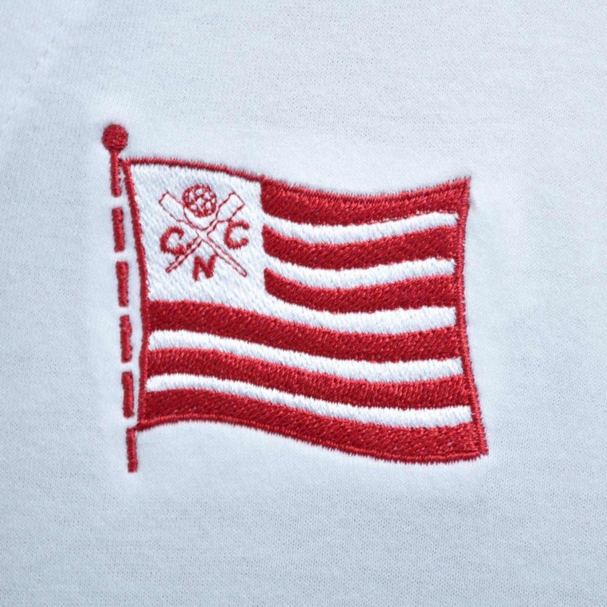 1ab4e9af121cd Camisa Retrô Mania Náutico 1968 Reserva - Branco - Compre Agora ...