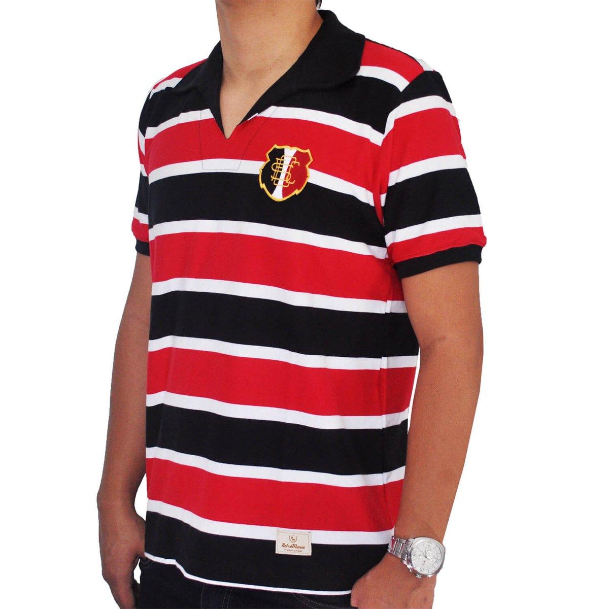 Camisa Retrô Mania Santa Cruz PE 1967 - Compre Agora  1b1401aa69879