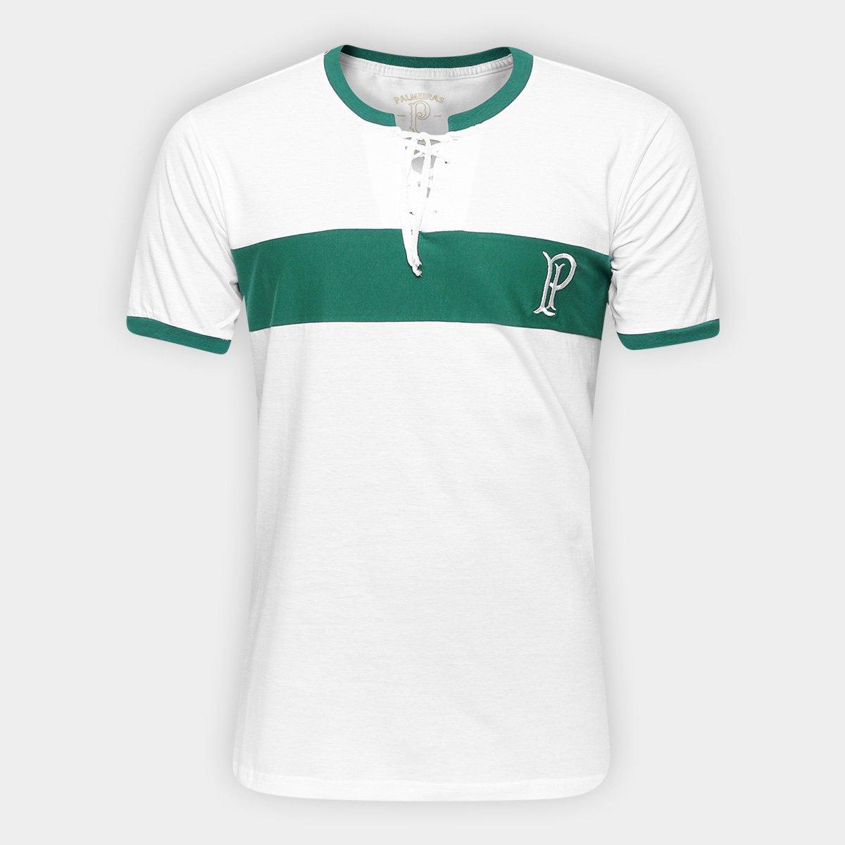 Camisa Retrô Palmeiras Palestra Itália s nº Masculina - Compre Agora ... 6f878c7a097f7