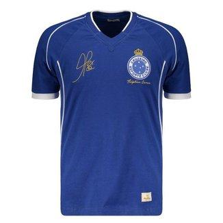 Camisa Retrômania Cruzeiro 2003 Tríplice Coroa