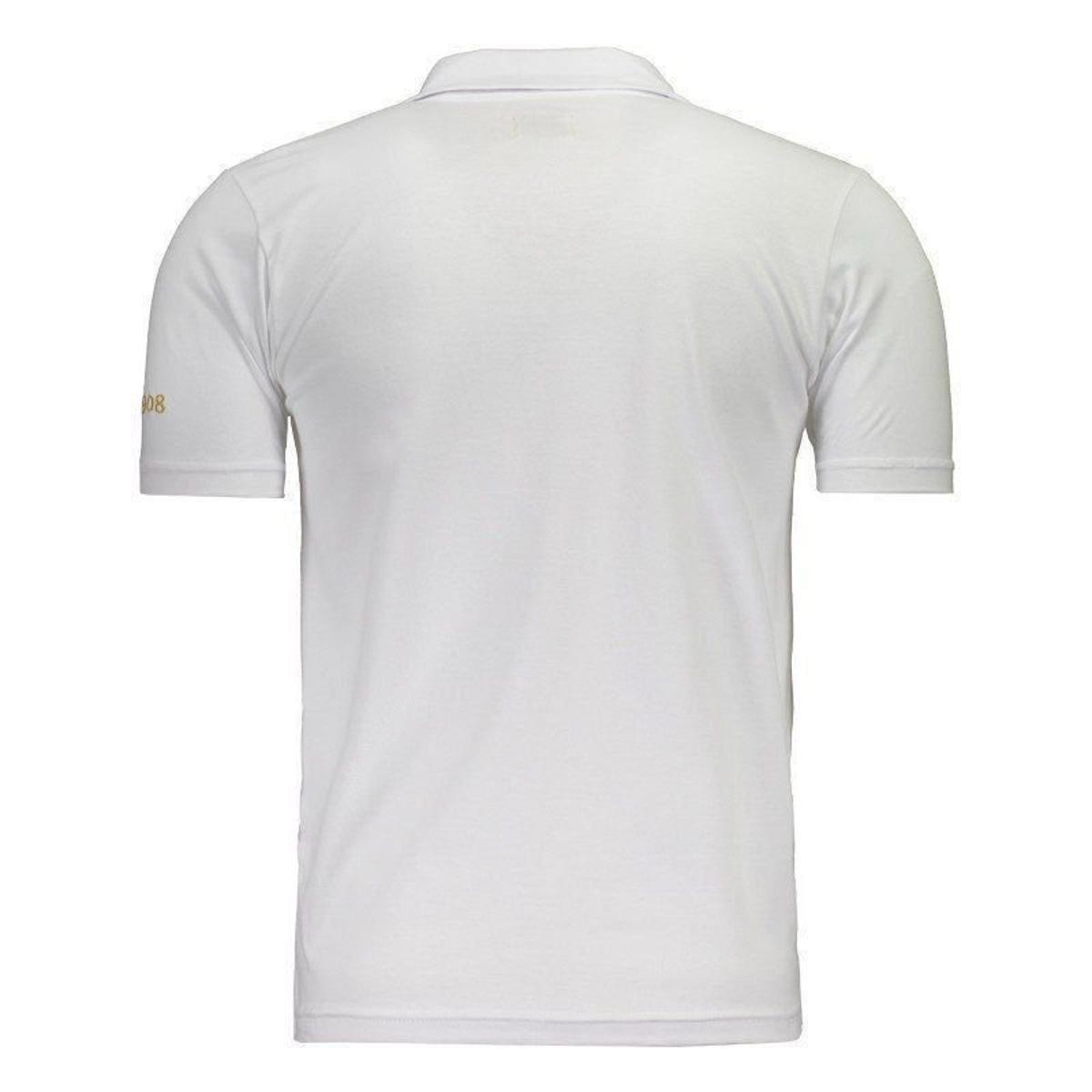 22caee9d15 Camisa Retrômania Fluminense Away 1908 Masculina - Branco - Compre ...