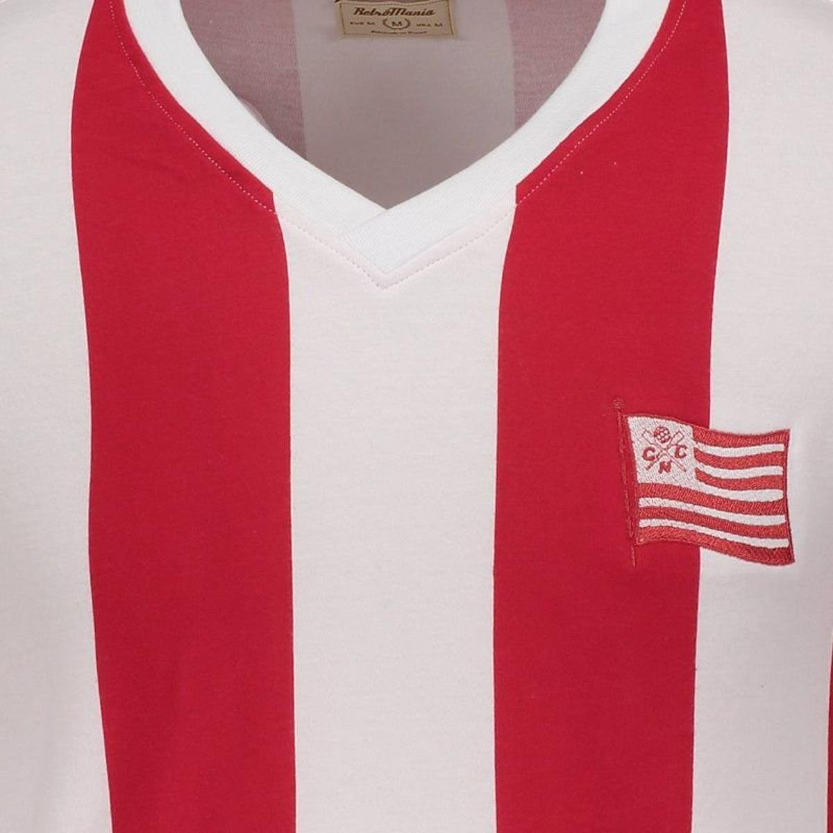 Camisa Retrômania Náutico 1968 Masculina - Branco - Compre Agora ... 4e1b8512808aa