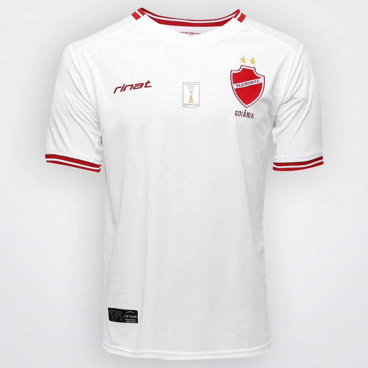 300dd5c351 Camisa Rinat Vila Nova II 2016 s nº - Jogador - Compre Agora