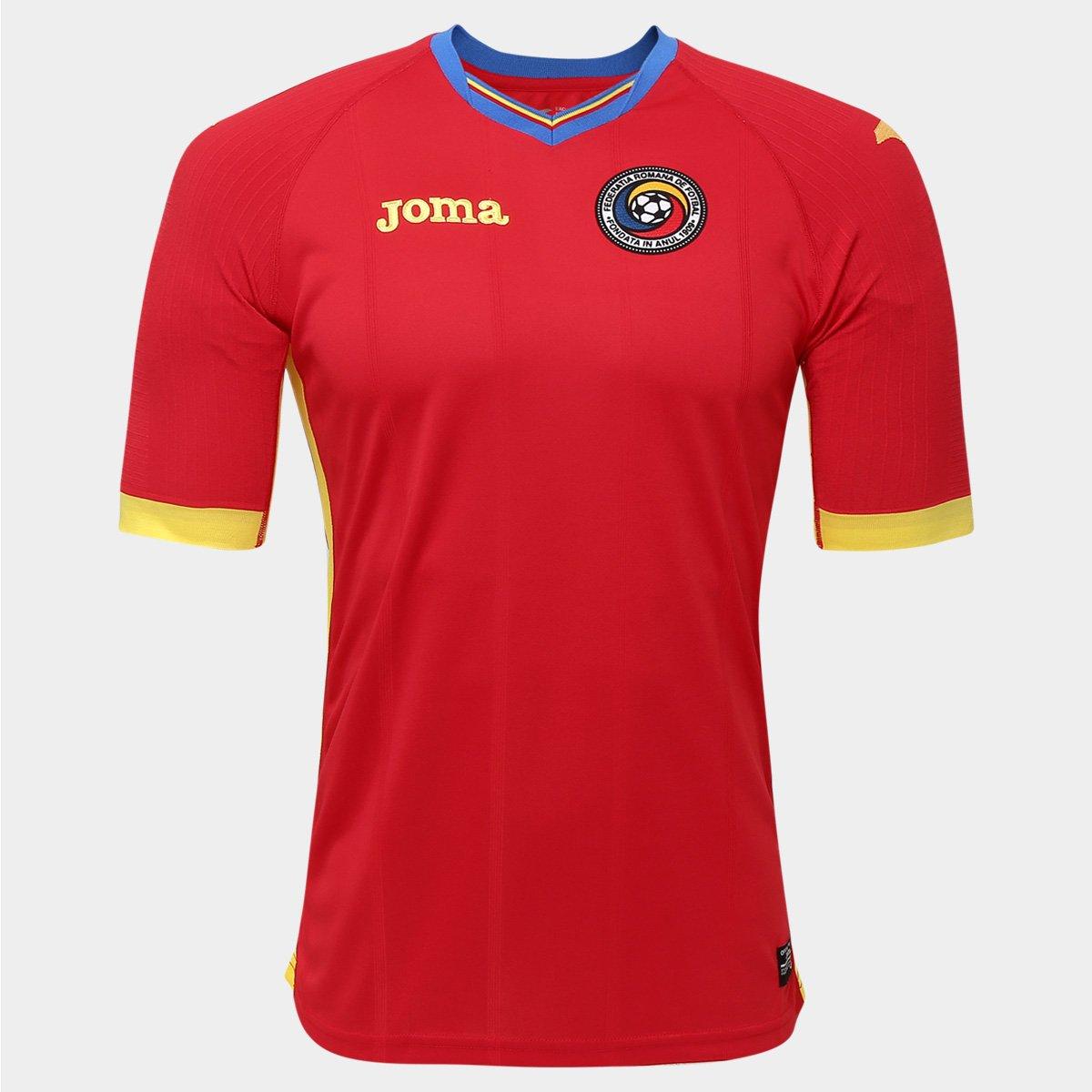 Camisa Romênia Away 15 16 s nº - Torcedor Joma Masculina - Compre Agora  0874af573d51f