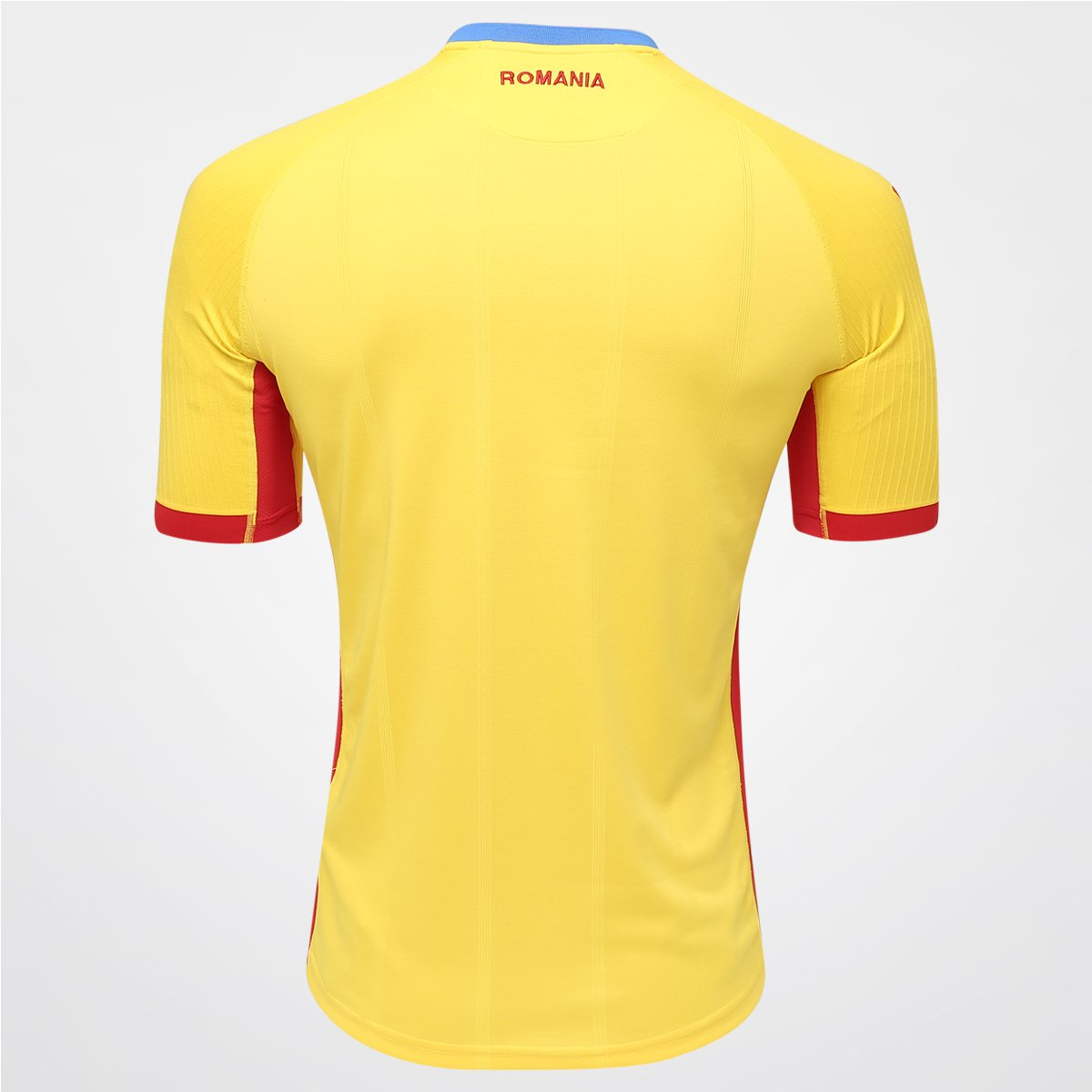 Camisa Romênia Home 15 16 s nº Torcedor Joma Masculina - Amarelo ... 3a31b17a8856c