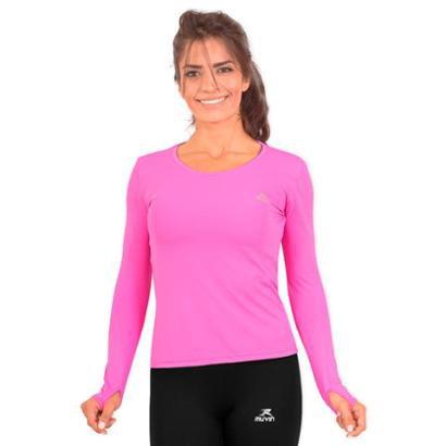 Camisa Térmica Kanxa Infantil Feminina Fator Proteção Solar UV50 6277 55b78f8642278