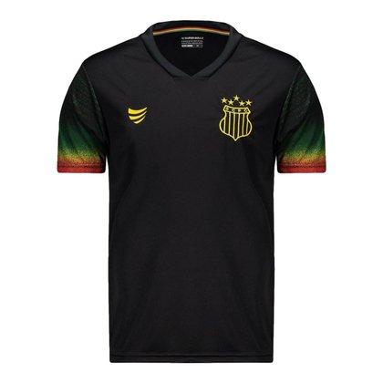 Camisa Sampaio Correia 2021 Viagem Atleta Oficial