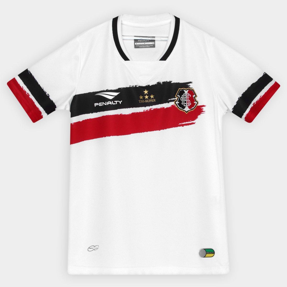 ae19580161 Camisa Santa Cruz Infantil II 2016 s nº Torcedor Penalty - Compre Agora