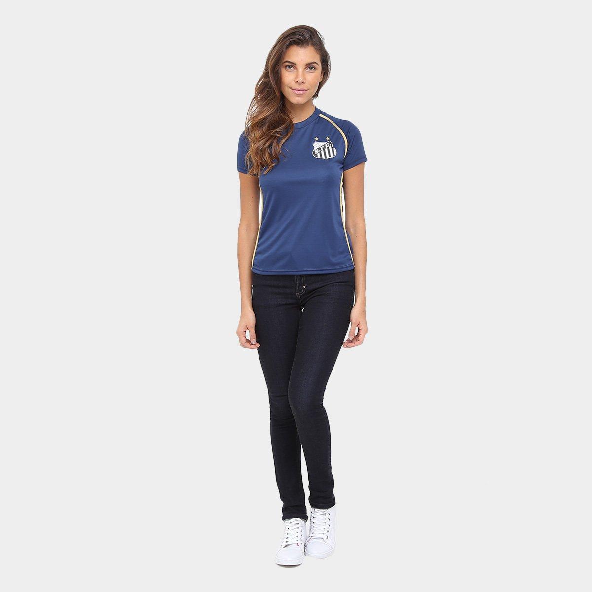 9b84e0df8f Camisa Santos 2008 s n° Feminina - Compre Agora