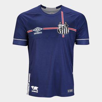 Camisa Santos 2018 s/n° The Kingdom - Torcedor Umbro Masculina