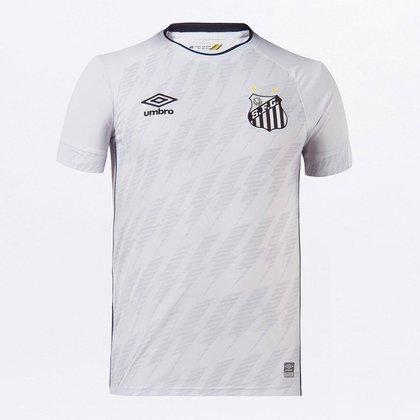 Camisa Santos 2021/2022 Home I Oficial S/N