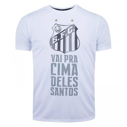 Camisa Santos Braziline Moment