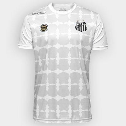 cfffc6dd53 Promoção de Camisa santos edicao limitada torcedor kappa masculina ...