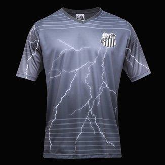 Camisa Santos Fábrica de Raios Nº 10 Masculina