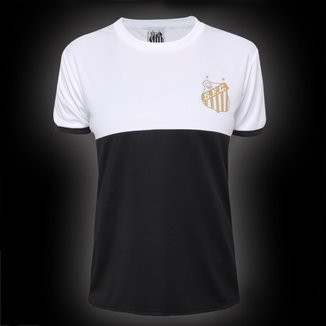 Camisa Santos Gold Feminina