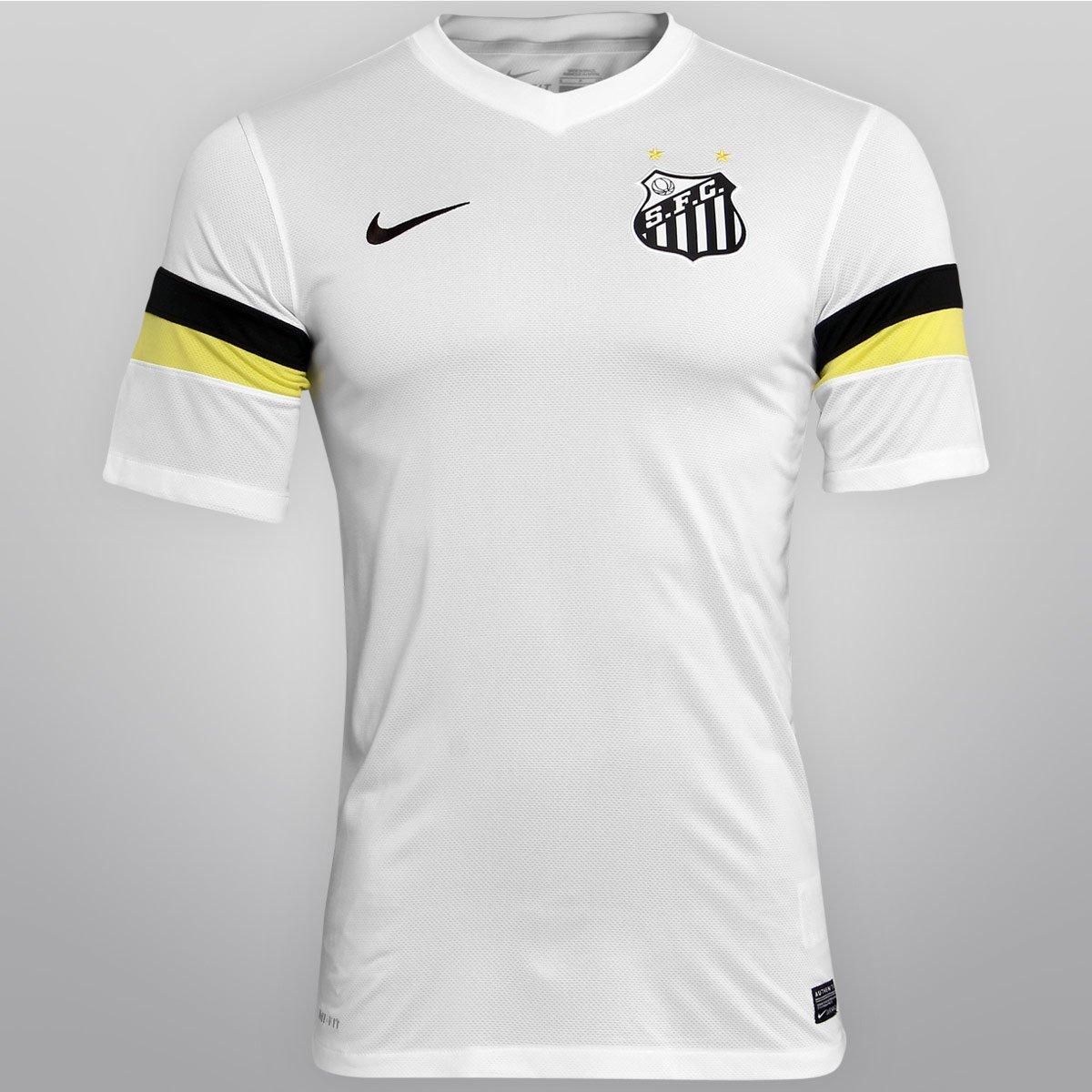 76da337799557 Camisa Santos I 13 14 s nº Torcedor Nike Masculina - Compre Agora ...
