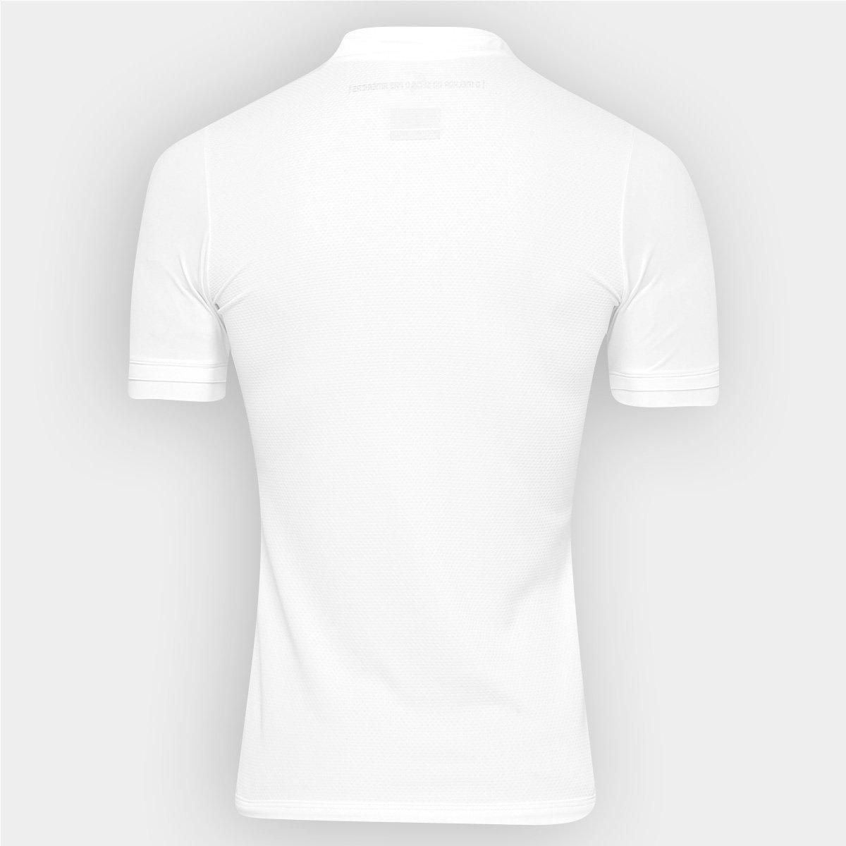 e0fbd0e1f9 Camisa Santos I 2016 s nº Kombat Torcedor Kappa Masculina - Compre ...