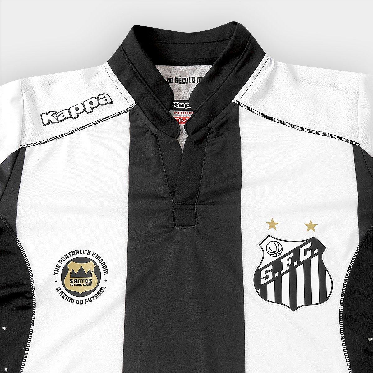 Camisa Santos II 2016 s nº Kombat Kappa Masculina - Compre Agora ... 5e6c9876ed93e