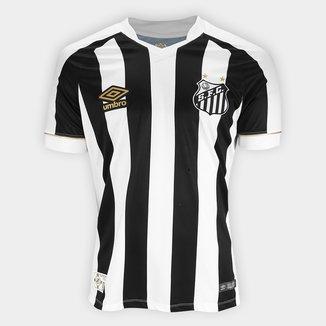 Camisa Santos II 2018 s/n° Torcedor Umbro Masculina