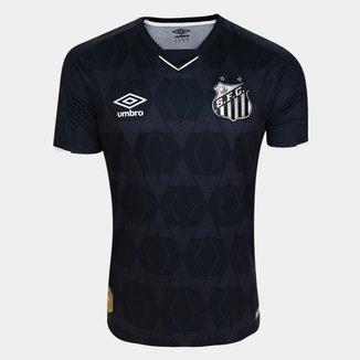 Camisa Santos III 19/20 s/n° - Torcedor Umbro Masculina