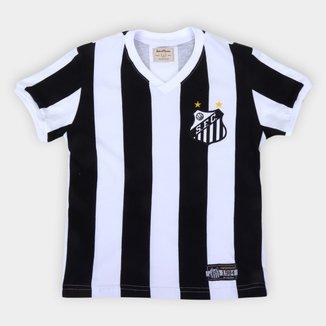 Camisa Santos Juvenil 1984 Retrô Mania