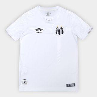 Camisa Santos Juvenil I 19/20 s/nº Torcedor Umbro