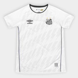 Camisa Santos Juvenil I 21/22 s/n° Torcedor Umbro