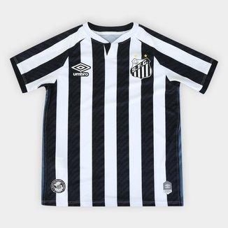 Camisa Santos Juvenil II 20/21 s/n° Torcedor Umbro