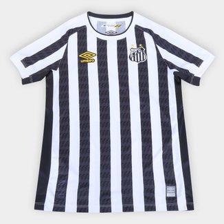 Camisa Santos Juvenil II 21/22 s/n° Torcedor Umbro