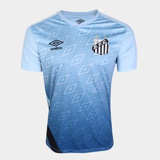 Camisa Santos Treino 20/21 Umbro Masculina