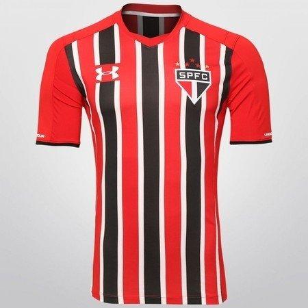 0dfa8a1f7fb Camisa São Paulo 2015 uniforme 2 - Under Armour - Compre Agora ...
