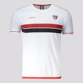 Camisa São Paulo Approval Infantil Branca