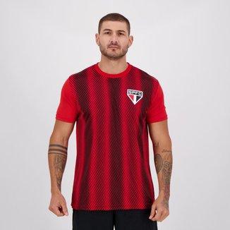Camisa São Paulo Davenport Vermelha