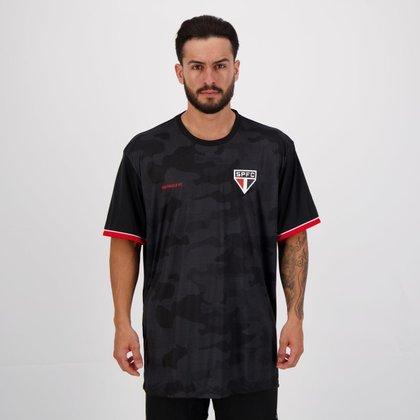 Camisa São Paulo Flip Preta