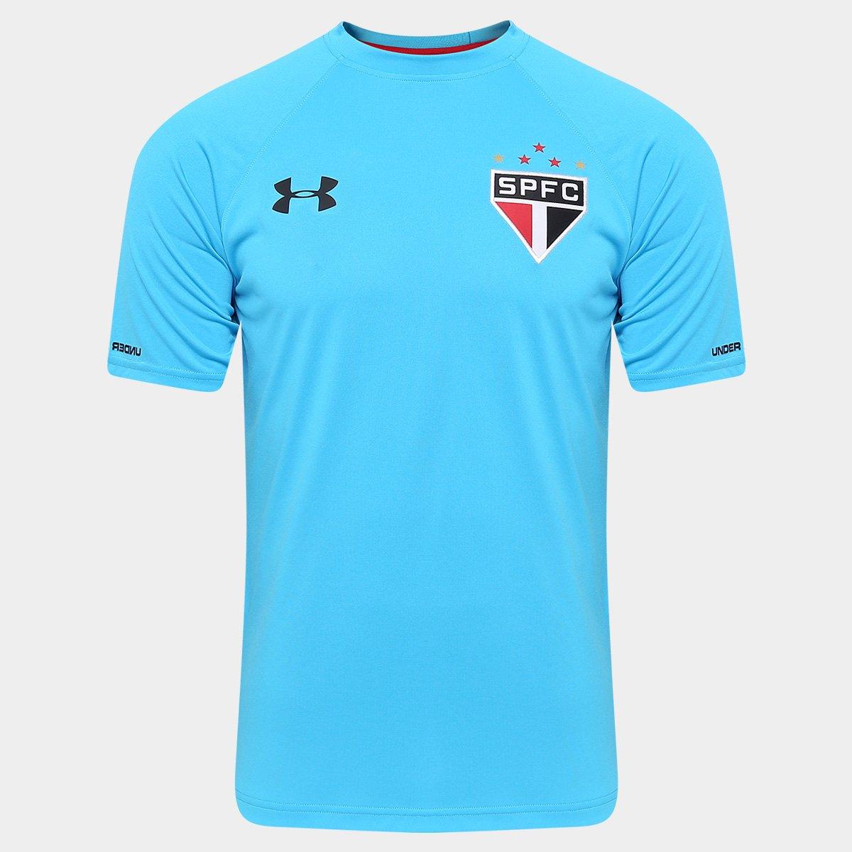85e2e2ecdf Camisa São Paulo Goleiro II 16/17 s/nº - Torcedor Under Armour Masculina    Netshoes
