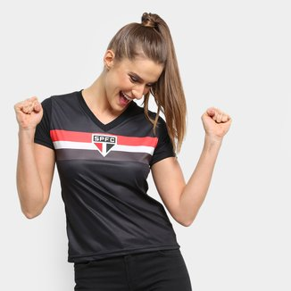 Camisa São Paulo Goleiro s/n° 2005 Feminina