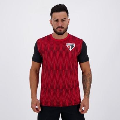 Camisa São Paulo Graph Masculina
