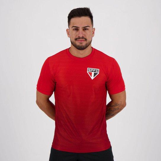 Camisa São Paulo Half - Vermelho