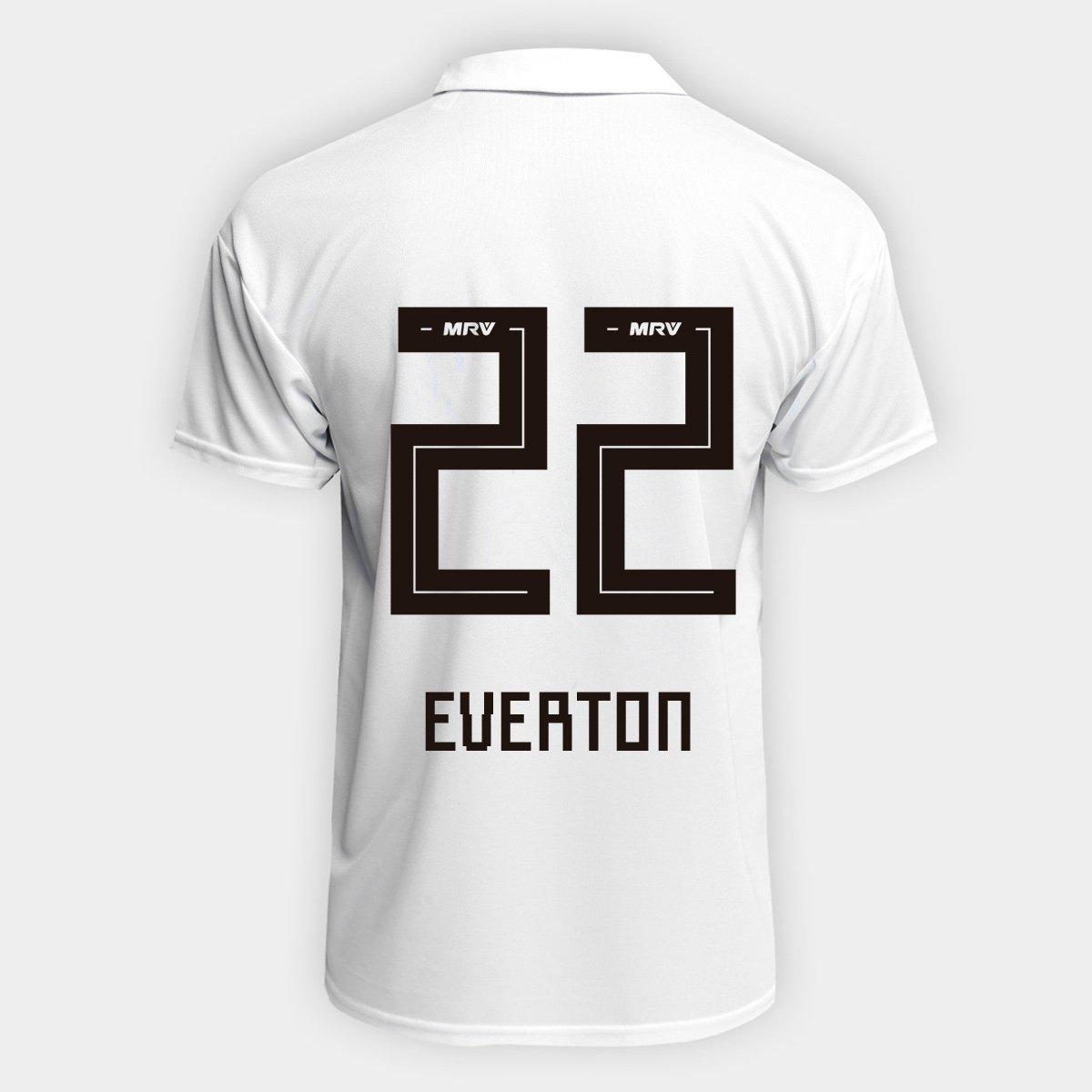 591946fc80ecf Camisa São Paulo I 2018 n° 22 Everton Torcedor Adidas Masculina | Netshoes