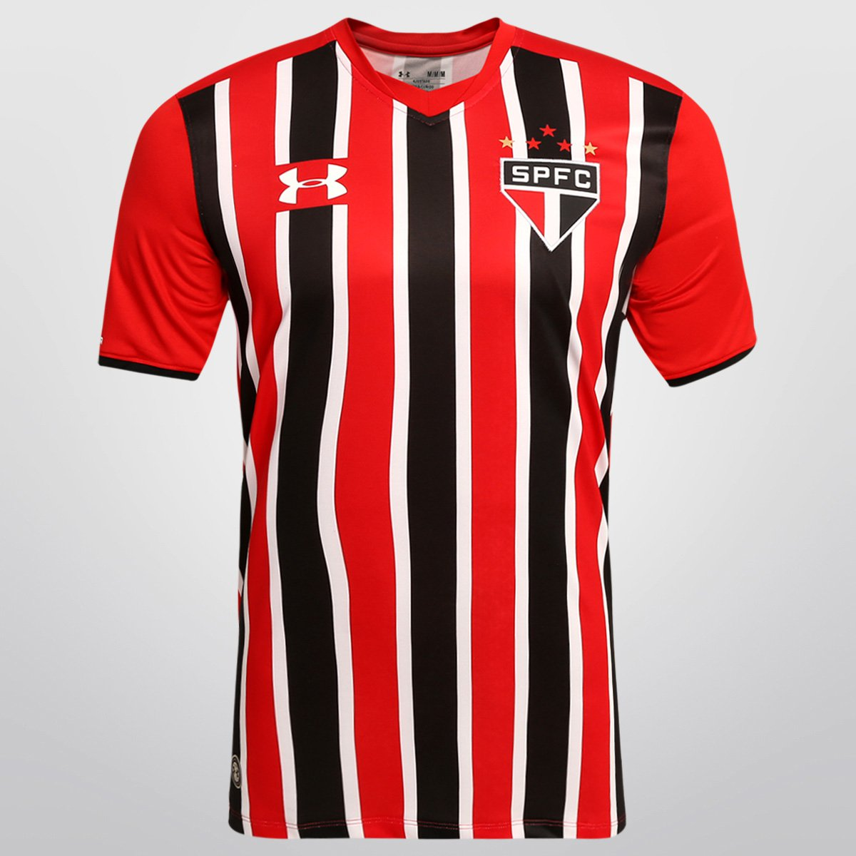 0df3db183f Camisa São Paulo II 15/16 s/nº Torcedor Under Armour Masculina | Netshoes