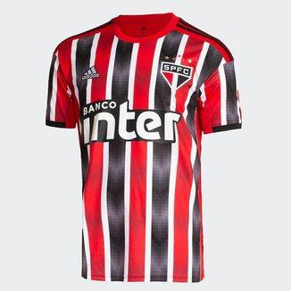 Camisa São Paulo II 19/20 s/nº Torcedor Adidas Masculina