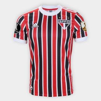 Camisa São Paulo II Libertadores 21/22 s/n° Torcedor Adidas Masculina