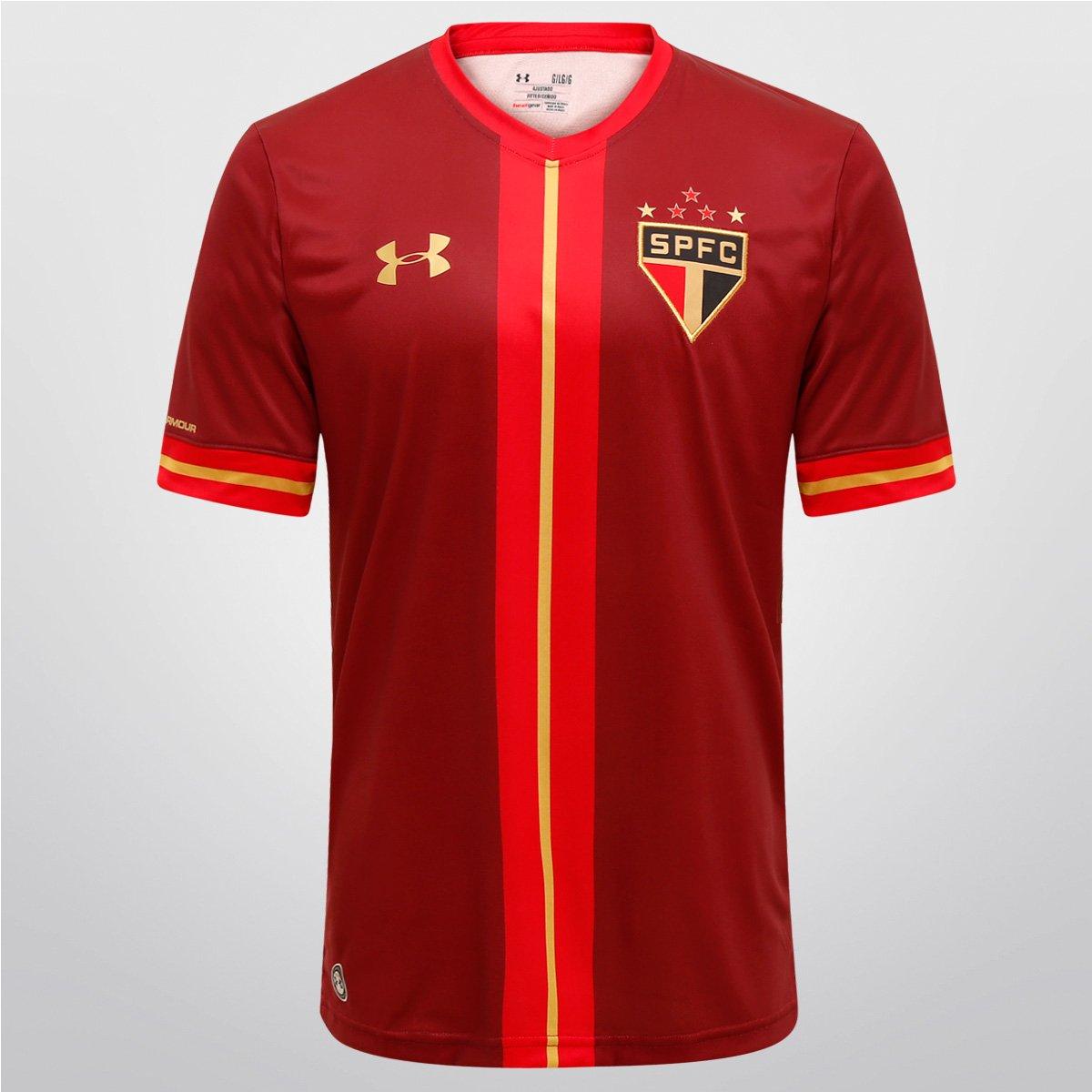 70e7b3cd0d Camisa São Paulo III 15 16 s nº - Torcedor Under Armour Masculina - Compre  Agora