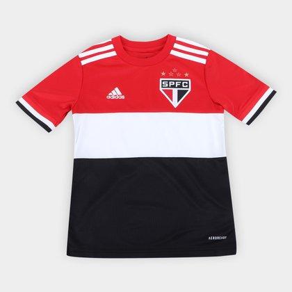 Camisa São Paulo III 21/22 s/n° Juvenil Torcedor Adidas