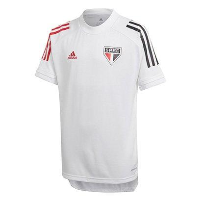 Oferta Camisa São Paulo Infantil Treino 20/21 Adidas por R$ 179.99
